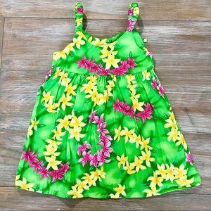Hawaii Station Tropical Dress 1-2